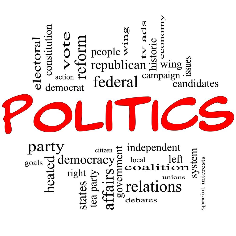 plitical news sites